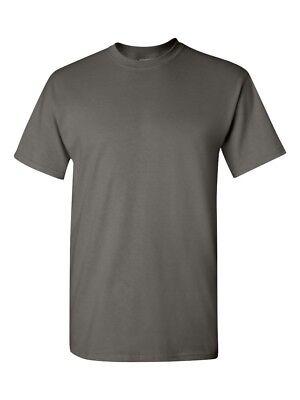 Gildan - Heavy Cotton T-Shirt - 5000 - Charcoal Adult Small