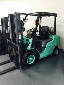 MITSUBISHI FORKLIFT 2.5 Tonne LPG -Finance or (*Rent-To-Own *$73) Ferntree Gully Knox Area Preview