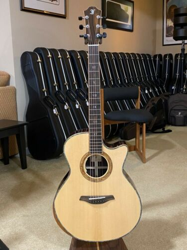 Furch Red Deluxe Gc-SR Spruce and Rosewood GA with LR Baggs Anthem # 98238