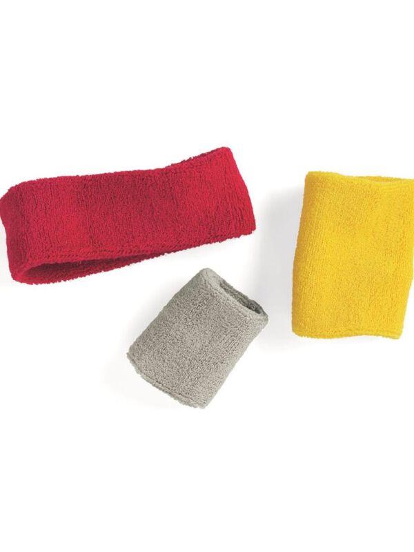 Mega Cap - Terry Cloth Wristband (Pair) - 1253