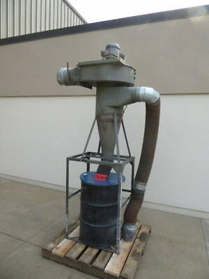 Used Dust Collector - Dust Vent Model 15-8 Dust Collector DC2165-Dust Collectors