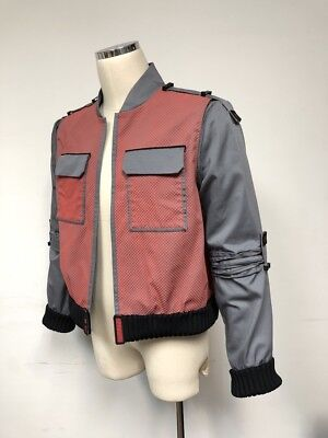 IN STOCK! Marty McFly future jacket from Back to the Future 2 (READ DESCRIPTION) - Marty Mcfly Jacket
