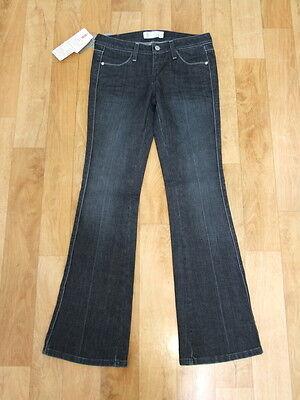 Levi's Lady Woman Jeans Crystallized with Swarovski Size 26 NWT