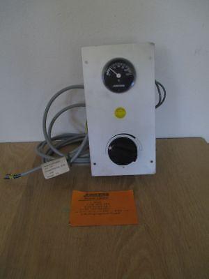 Junkers Speichertemperaturregler    Thermostat  Schalteinsatz SE 5   K17/991