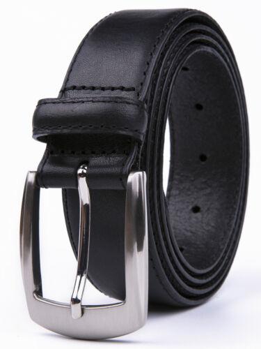Belts For Men,full Grain Genuine Leather Belts Casual Dress Jeans