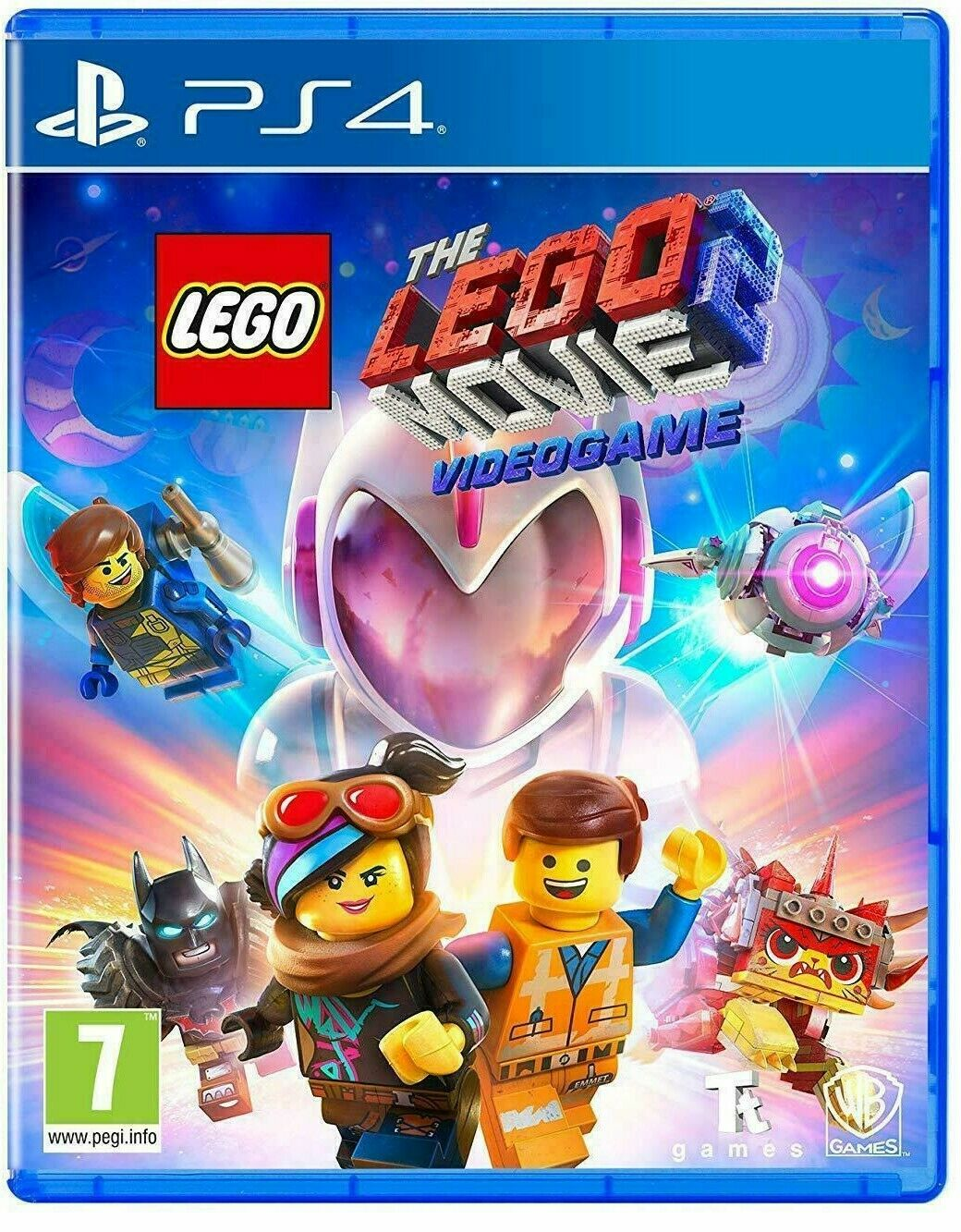 LEGO PS4 Games - New & Sealed - LEGO Sony PlayStation 4 Movie Game Range