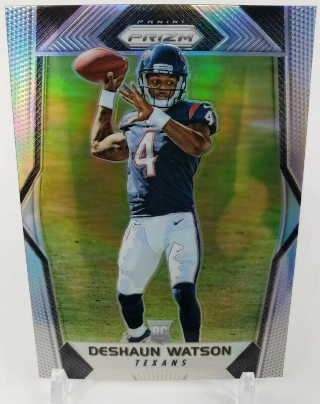 Deshaun Watson 2017 Panini Prism #279 Rookie Rc Houston Texans Bgs Ready🥶