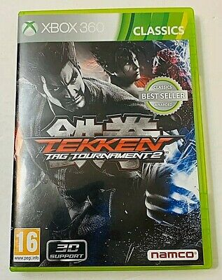Tekken Tag Tournament 2  Microsoft Xbox 360 Complete for sale  Shipping to India