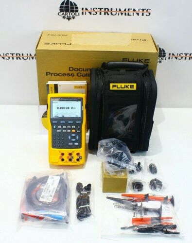*New* Fluke 754 Documenting Process Calibrator HART MFG 2019