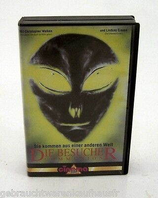 Die Besucher Communion Cinema Video Chris.Walken VHS-Kassette FSK 16 Jahren