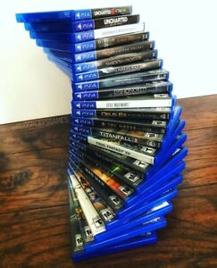***PS4 GAMES FOR SALE***