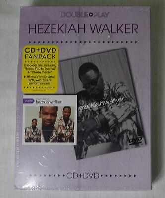 (HEZEKIAH WALKER DVD & CD DOUBLE PLAY - New)