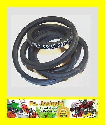 2 Snapper (Keilriemen für Snapper 1-8236-S / 2-2252 /Snapper 25
