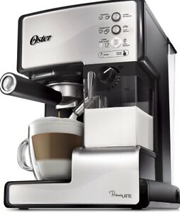 Oster® Prima Latte 15-Bar Pump Espresso, Cappuccino & Latte