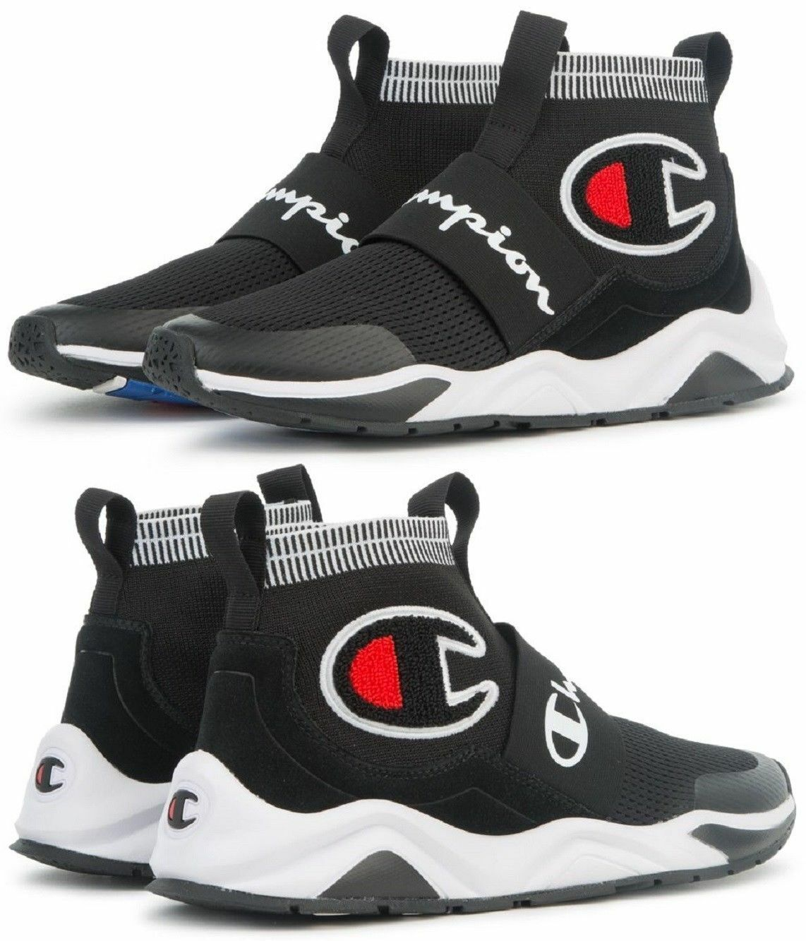 2019 Mens Champion Rally Pro Men's Sneakers Lifestyle Shoes