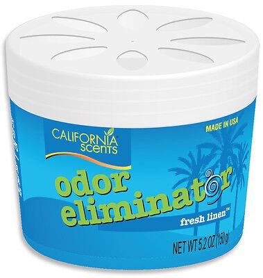 Hydroponic Tent Odour Eliminator Block Gel Smell Odor Neutraliser - Fresh Linen