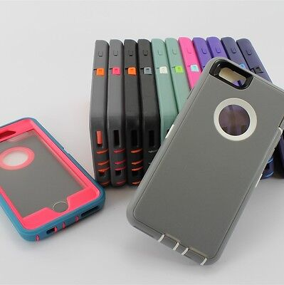 New For Apple Iphone 6S   6S Plus Case Cover  Belt Clip Fits Otterbox Defender