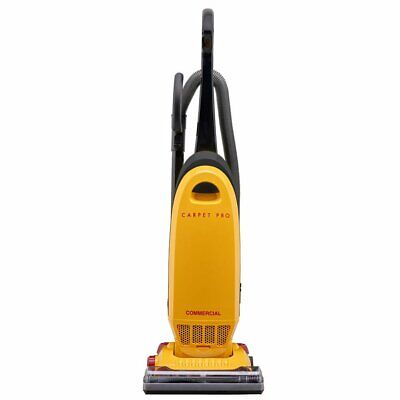 Carpet Pro CPU-350 Commercial Upright Vacuum Cleaner With On Board Tools