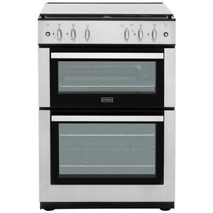 Stoves SG60DO Free Standing Gas Cooker with Gas Hob 60cm Stainless Steel New