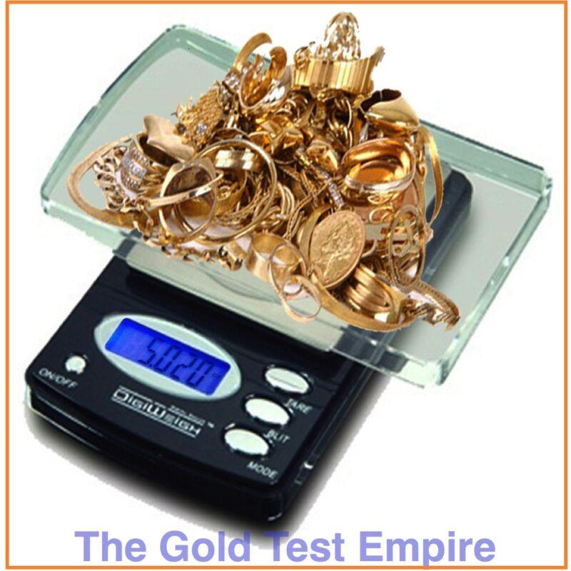 DigiWeigh 1000BX Digital Scale jewelers,kitchens 600GR,21.2OZ,386DWT,19.2OZT.