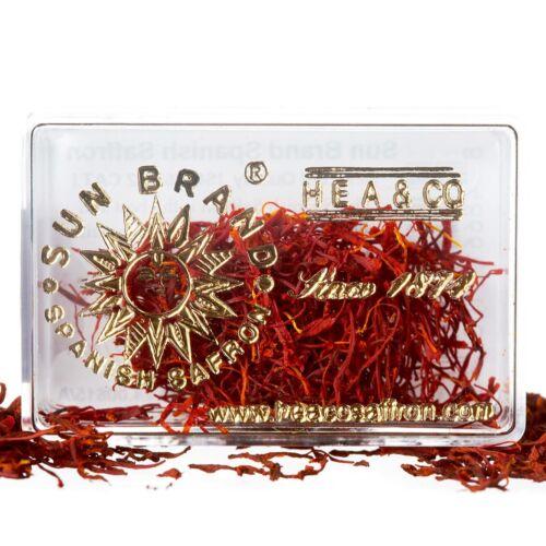 Spanish Saffron, Spice for your Paella, Risotto, Sealed, Fresh, 5 & 12 Grams