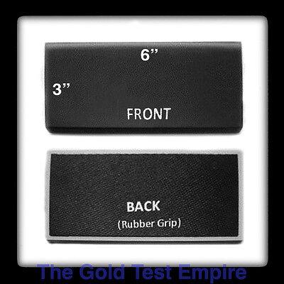 "NEW 6"" x 3"" Stone for ACID TEST on GOLD Pt SILVER 10-14-18-22k PRO TESTING NIB!"
