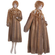 Red Fox Coat