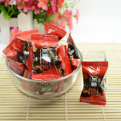 468g Brown Sugar Plum Candy Chinese Sweet and Sour Candies