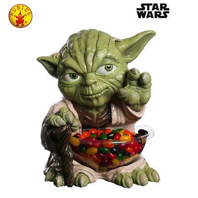 Star Wars BIRTHDAY Yoda Candy Bowl Holder Party Supplies Decoration LICENSED ()
