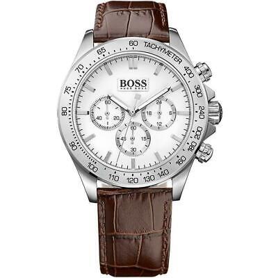 HUGO BOSS® watch IKON Mens , 10 ATM , Chronograph HB 1513175