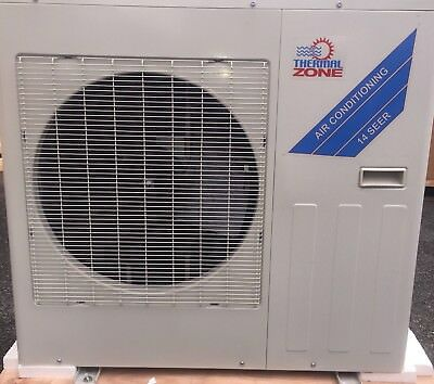 THERMAL ZONE MSC418A14230CB 18,000 BTU DUCTLESS MINI SPLIT A/C R410A 208/230-1