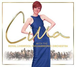CILLA BLACK WITH ROYAL LIVERPOOL PHILHARMONIC ORCHESTRA CD (Released 16/11/18)