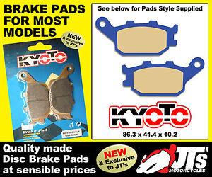 REAR-SET-DISC-BRAKE-PADS-SUZUKI-GSF650-SAK5-SAK6-Faired-Bandit-ABS-05-06