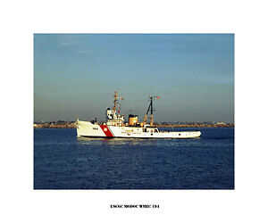 Uscgc Modoc Wmec 194 Uscg United States Coast Guard Ship