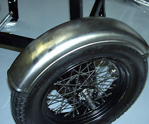 ROUND-TOP-SIDE-RIBBED-6-FENDER-UNIVERSAL-HARLEY-TRIUMPH-XS650-BOBBER-CHOPPER