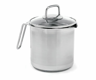 Norpro 641 Krona Stainless Steel 12 Cup Multi Pot With Glass Straining Lid on Sale