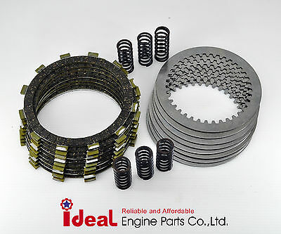 """New"" Friction Clutch Disc Disk Kits Springs Suzuki LTZ400 05~14 OE#21451-07G00"