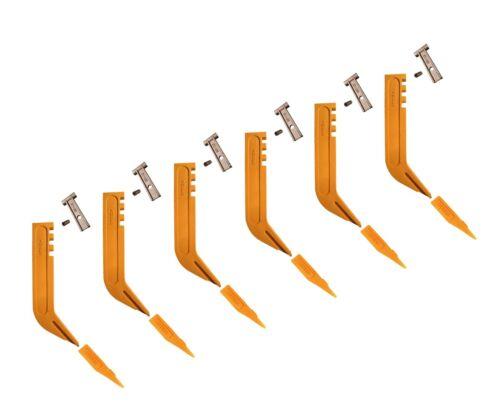 6 Scarifier Shank, Tip, & Keeper, Fits Most CAT & Some John Deere Motor Graders