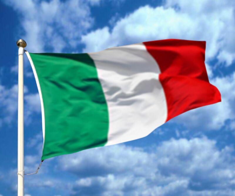 EURO 2020 2021 Giant Italian Italia Bandeira Banner Flag SPEEDY DELIVERY