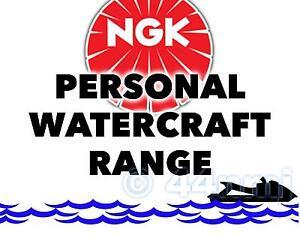NGK SPARK PLUG For PWC / JET SKI YAMAHA 1100cc VX 1100 Sport 05->