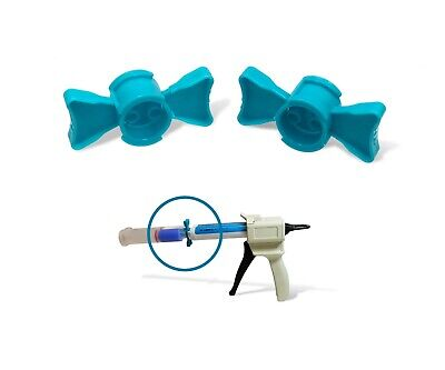 Dental Impression Cartridge Connectors-transfer Leftover Material For Vps15ea