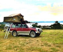 1998 Pajero Fully equipped + Roof Top Tent <Ideal Backpacker> Sydney City Inner Sydney Preview