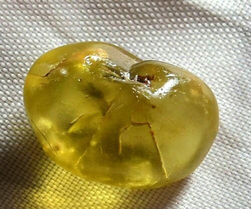 Ceylon Natural Chrysoberyl  6ct Rough- Crystal Shape Stone.
