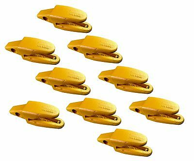 9 - Cat Style Backhoe Mini Excavator Bucket Shanks - 119-3204 1 Lip Thicknes