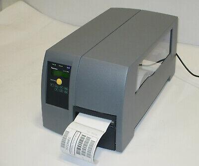 Intermec Pm4i Bar Code Label Thermal Printer R42-00-18000007 Wifiusbserial