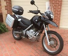 BMW F650 GS with panniers, screen and all the off road extras Sandringham Rockdale Area Preview