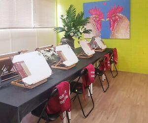 Art Studio space to share  at buiness park $265/wk