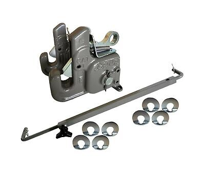 Category 1 Pats Easy Change With Stabilizer Bar - Best Quick Hitch System O...