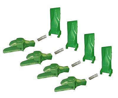 4 - Esco Super V Style Excavator Shanks Dirt Teeth Pins - 5849-v29 V29syl