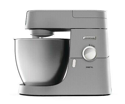 Kenwood Chef XL Stand Mixer KVL4154S in Silver inc Blender & Slicer Shredder. Re